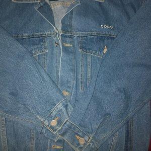 Vintage COOGI denim jacket